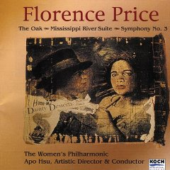 At Last ! Music by Florence Price performed by the Boston Symphony Orchestra