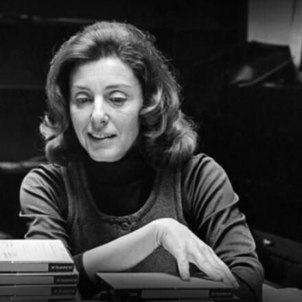 Vivian Perlis Remembered