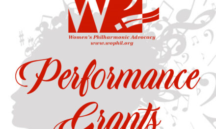 Our Performance Grants are offered each year!