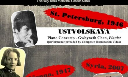 CONCERT REVIEW:  Ustvolskaya and Eckhardt-Gramatté featured by The Symphony of the City of New York