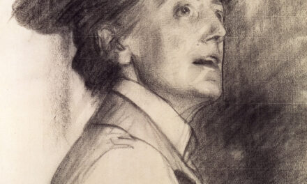 On her birthday, thoughts about Ethel Smyth