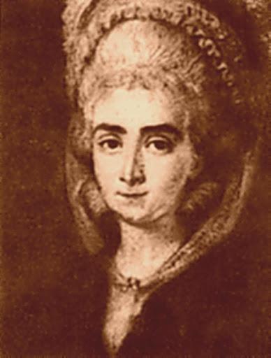 The Amazing Mrs. Sirmen, aka Maddalena Laura Lombardini Sirmen