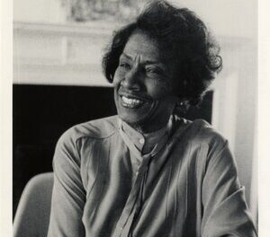 Celebrating Undine Smith Moore