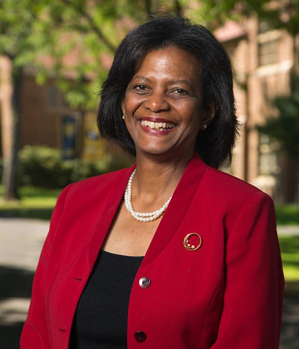 Image of Dr. Rae Linda Brown