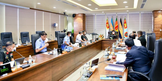 India, Srilanka and Maldives to collaborate on Security of Indian Ocean region.