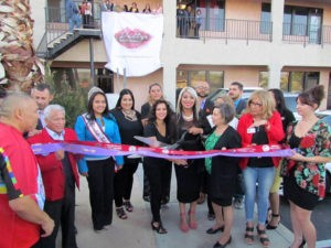 Patty's Beauty Academy Opening Day