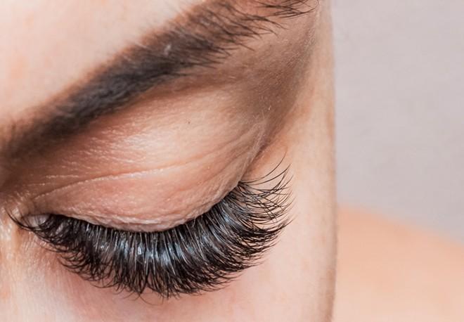 Volume Eyelash Extension
