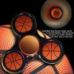 basketball fidget spinner