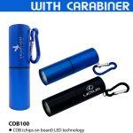 COB LED flashlight