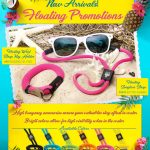floating key holder and glasses strap