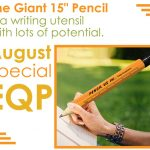 giant 15 inch pencil