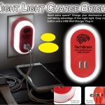 night light charge bright