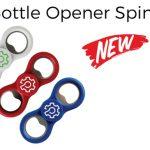 spinner bottle opener