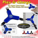 spinner phone charger