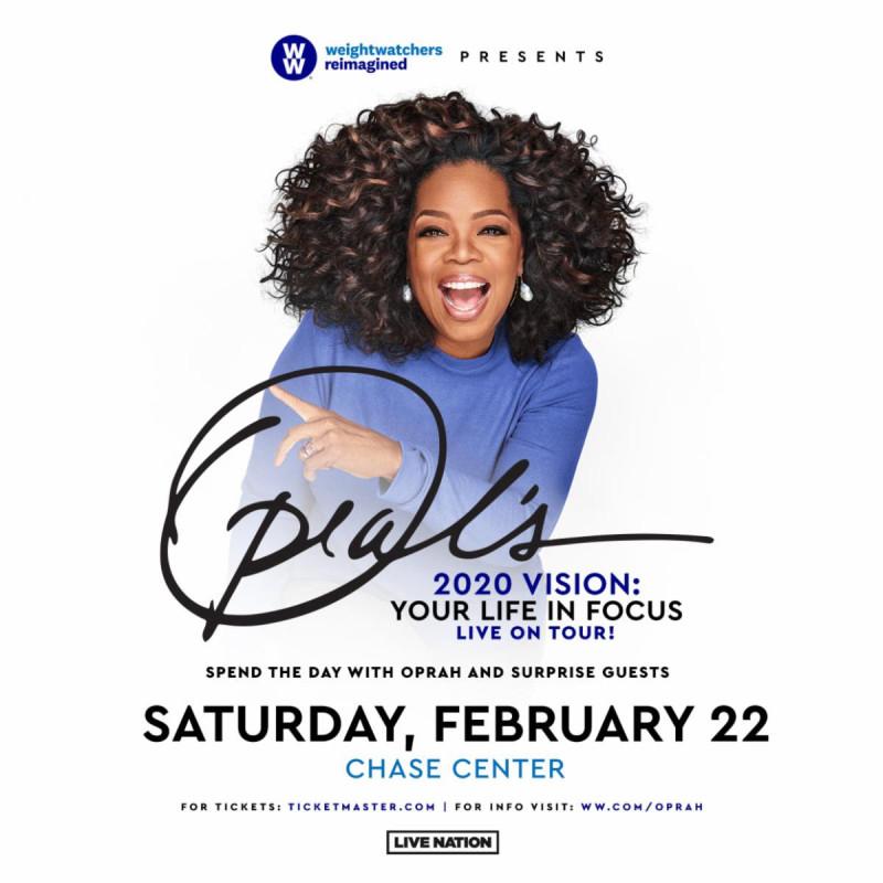 Oprah's 2020 Vision | Your Life In Focus