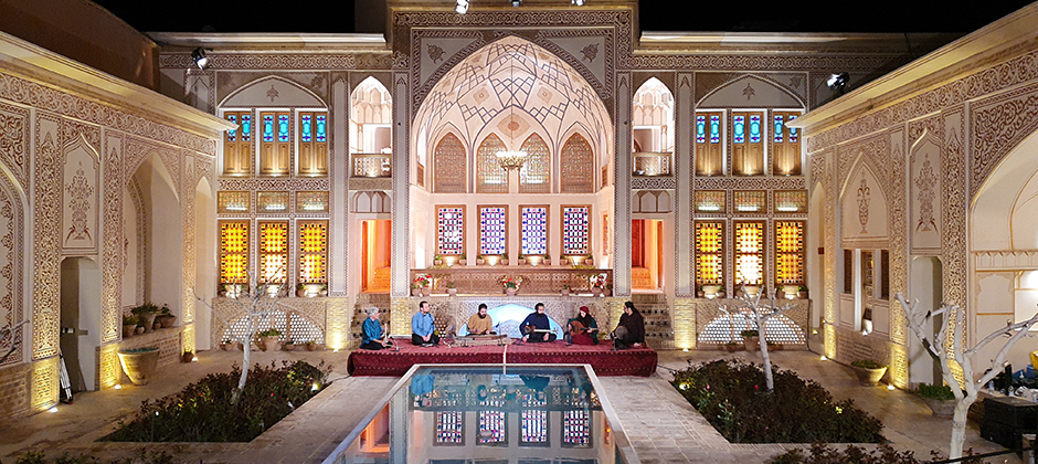 Kayhan Kalhor: Lost in the Desert Sky