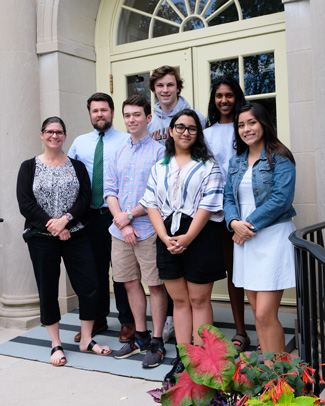 New Norton Fellows Begin Hometown Projects
