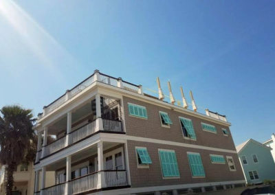rooftop renovation
