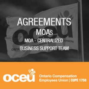 MoA - Centralized Business Support Team