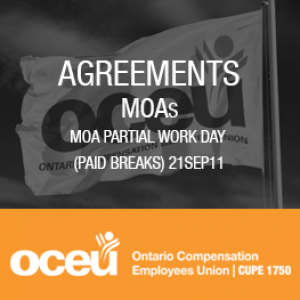 MoA Partial Work Day (paid breaks) 21S