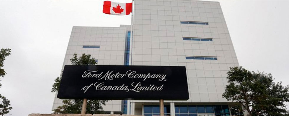 Ford to lay off around 200 workers in Oakville, Ontario
