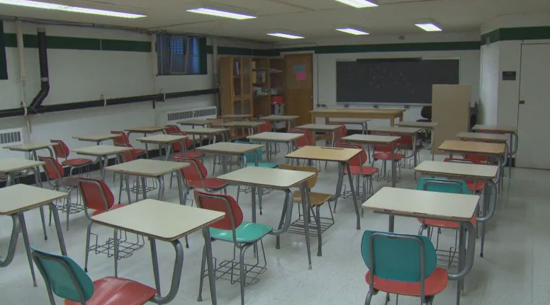 ONTARIO HIGH SCHOOL TEACHERS WON'T HAVE A CONTRACT BEFORE THE ACADEMIC YEAR STARTS, UNION WARNS