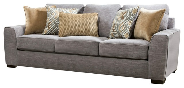 Simmons Beautyrest 9077br Silver Gray
