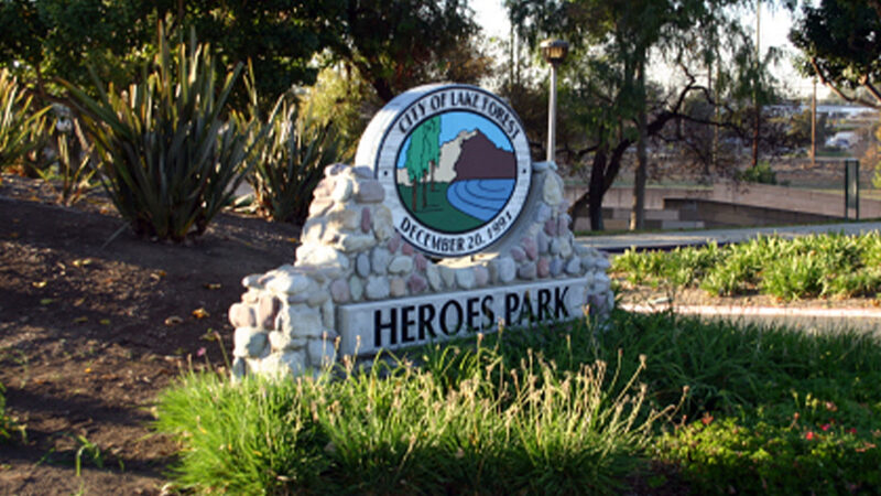 Heroes Park Closed to Public due to Covid-19