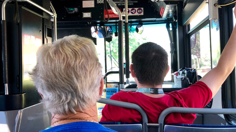 Bus Fares Lifted in Lake Forest During Covid-19