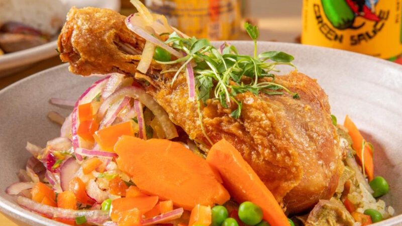 FREE Dessert + Food for the Whole Family @ Renzo's Peruvian Kitchen