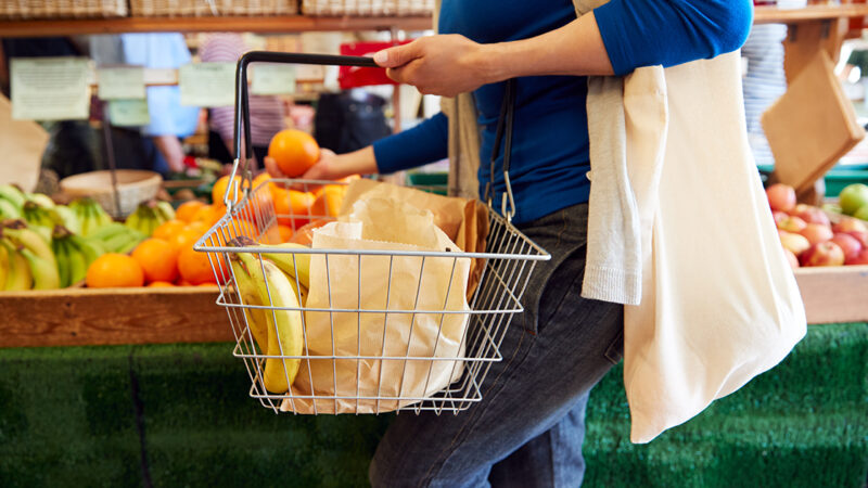 COVID-19: How to Prevent the Spread while Grocery Shopping