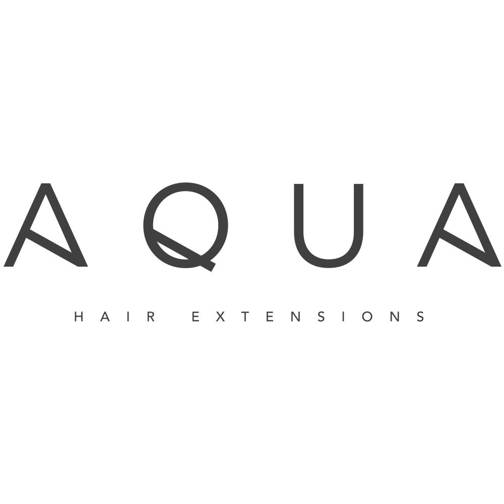 Aqua Hair Extensions Logo