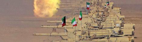 القوات الكويتية تطلق تمريناً مشتركاً