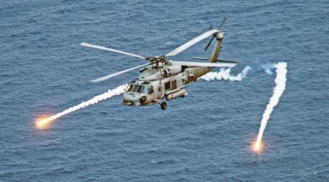 Saudi Navy  procures new helicopter