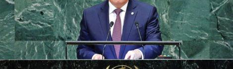 Кыргызстан принимает обязательства по борьбе с терроризмом