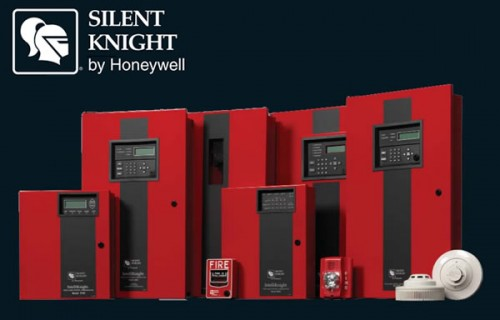 Silent Knight by Honeywell is installed by ACK Alarm Company