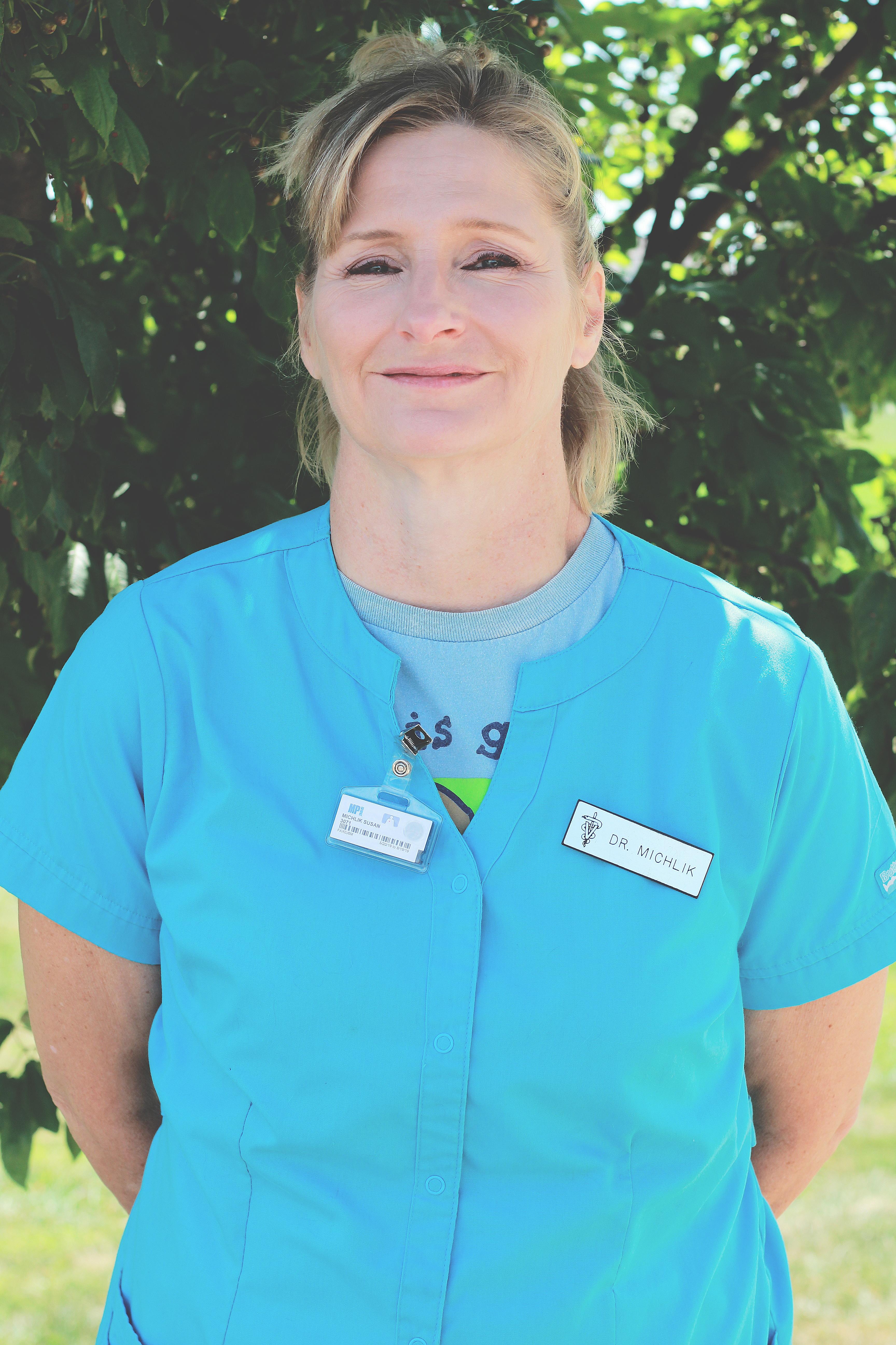 Dr. Sue Michlik