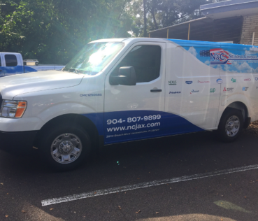 van with list of hvac manufacturers - nelson & company llc