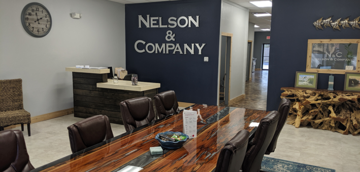 nelson & company Orlando conference room table - Nelson & company llc