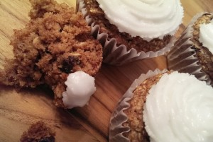 Apple Brown Betty Muffins