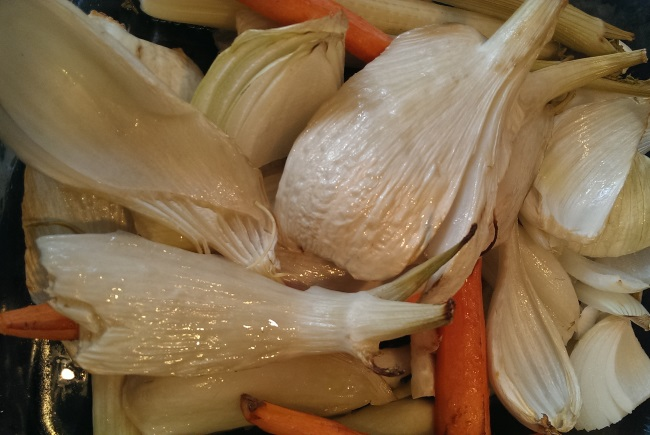 Roasted Mirepoix & Fennel