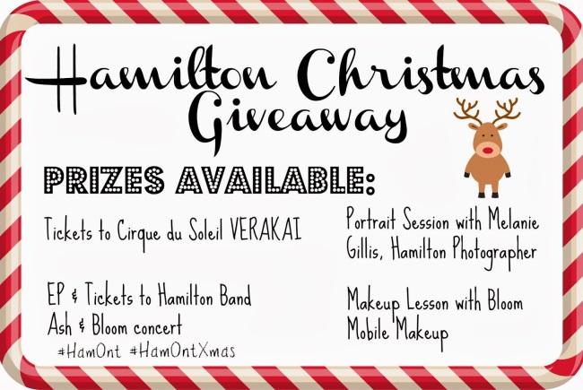 Hamilton Giveaway