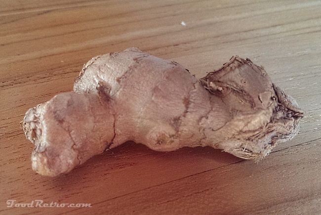 Ginger as an anti-inflammatory