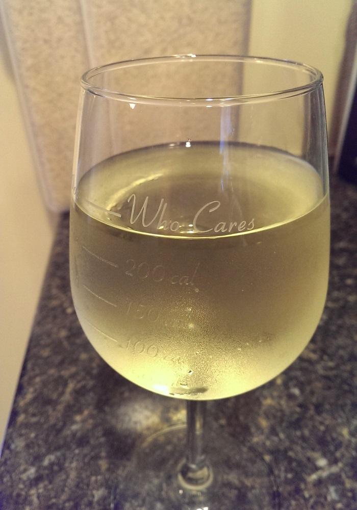 Classic Caloric Cuvee stemware for wine