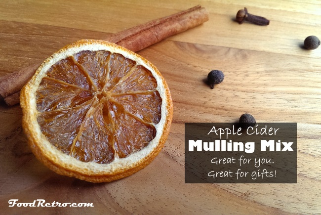 Apple Cider Mulling Mix