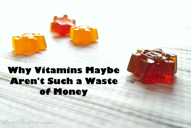 Honibe vitamin gummies - Why Vitamins Maybe Aren't Such a Waste of Money