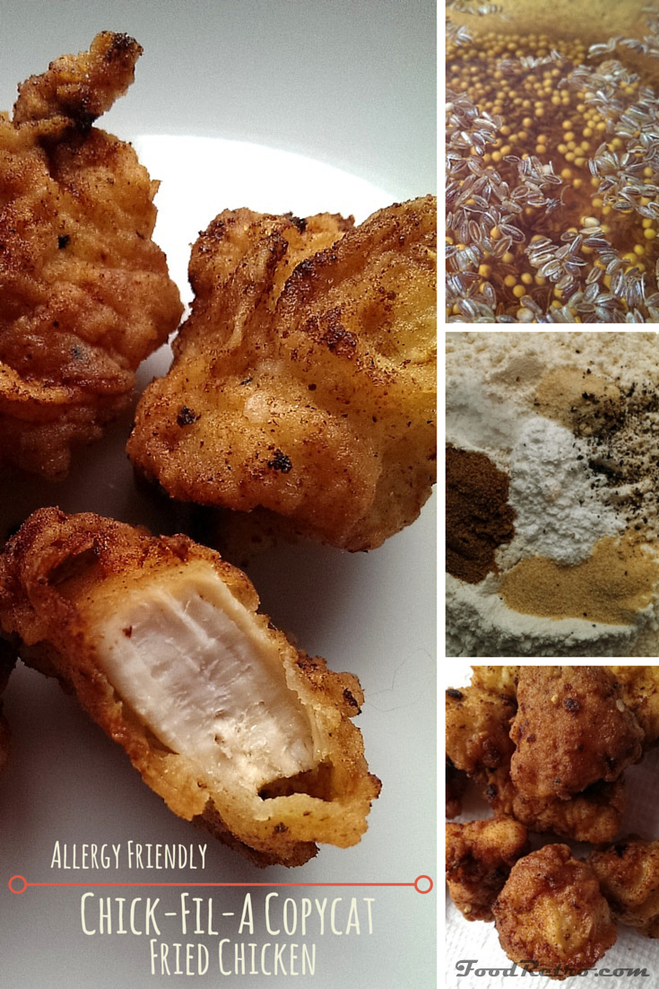 Allergy-Friendly Chick Fil A Copycat Fried Chicken