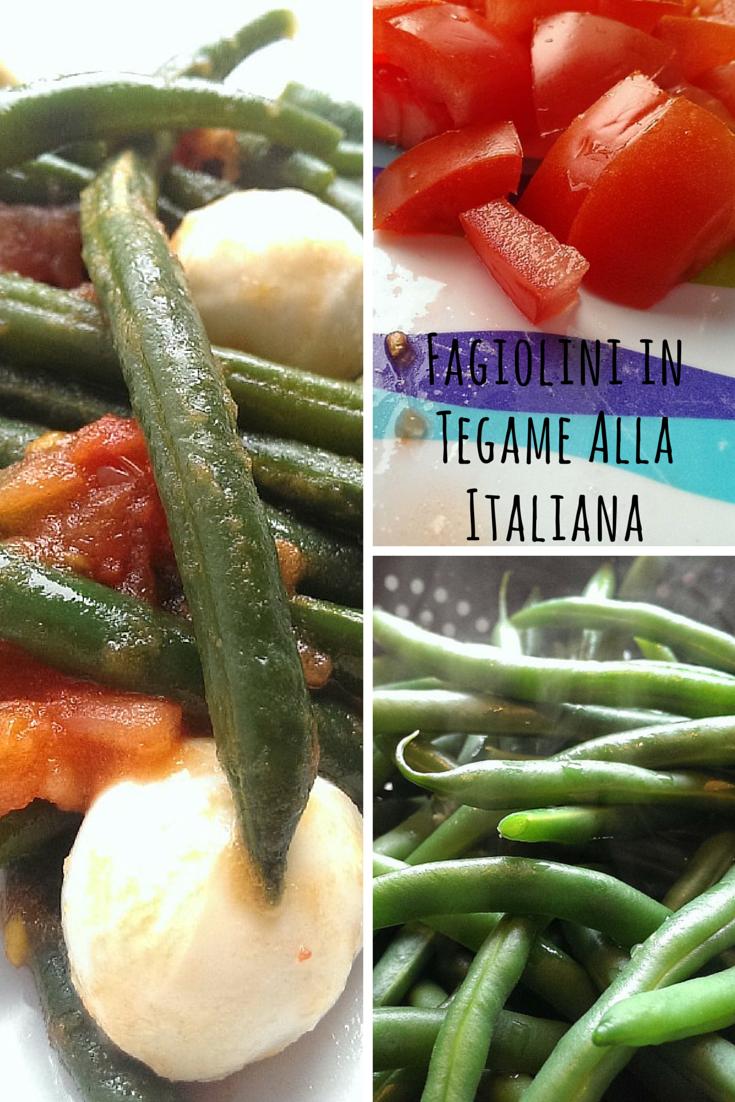 Fagiolini in Tegame alla Italiana