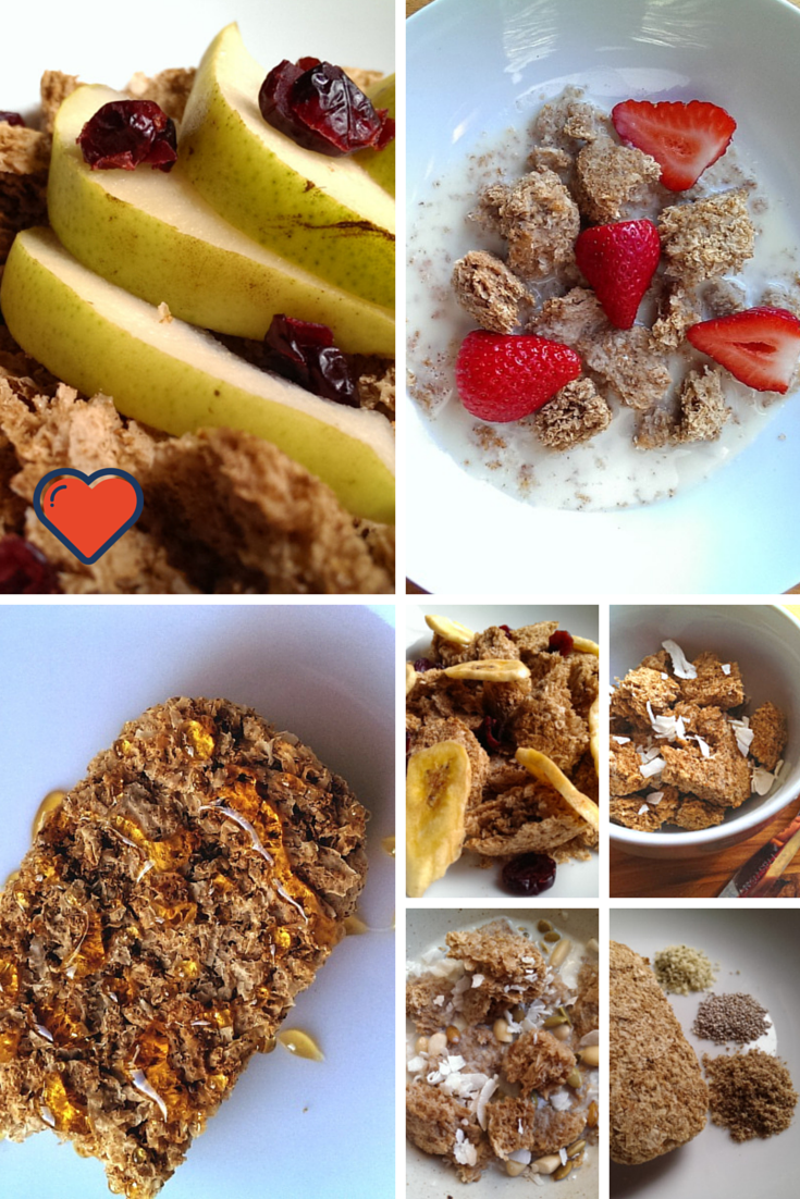 Weetabix recipes #mybixmix