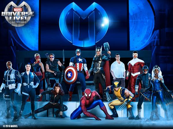 Win Tickets to Marvel Universe Live in Hamilton, Ontario!